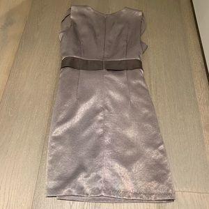 Club Monaco satin dress